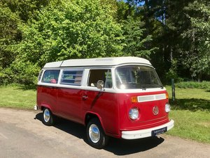 '73 VW Camper RHD Westfalia Continental Stunning Restoration For Sale
