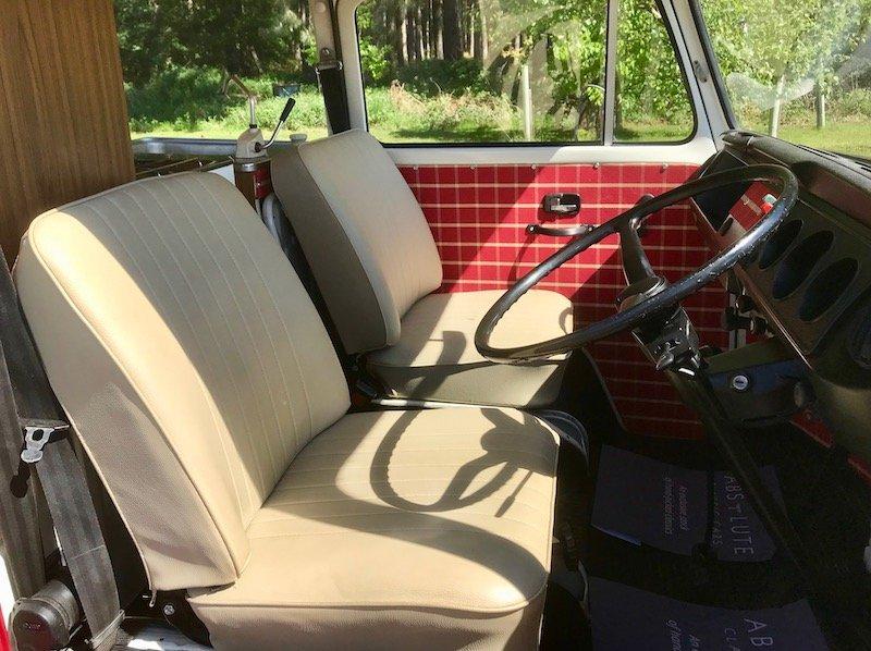 '73 VW Camper RHD Westfalia Continental Stunning Restoration For Sale (picture 2 of 6)