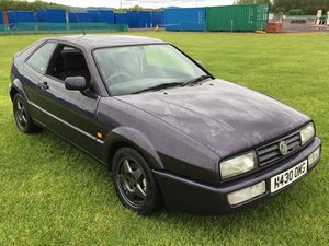 1994 Volkswagen Corrado 2.9 VR6 at Morris Leslie Auction SOLD by Auction