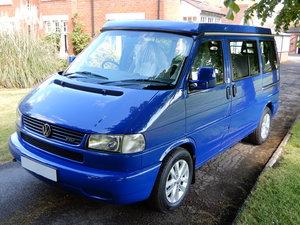 2003 Volkswagen T4 Bilbos Breakaway AUTOMATIC For Sale