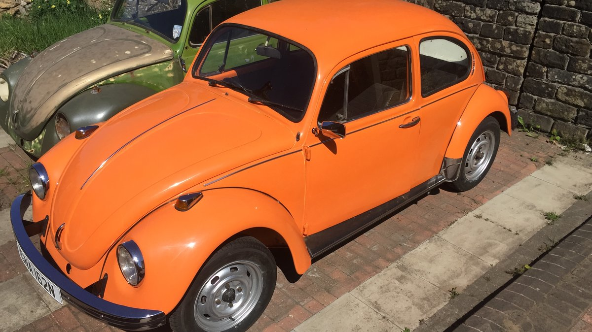 1976 Vw Beetle 1978 1300 For Sale (picture 1 of 3)