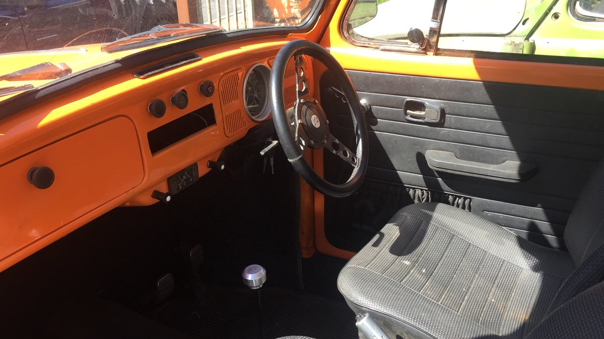 1976 Vw Beetle 1978 1300 For Sale (picture 2 of 3)
