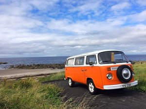 1977 Volkswagen T2 LHD at Morris Leslie Auction 25th May SOLD by Auction