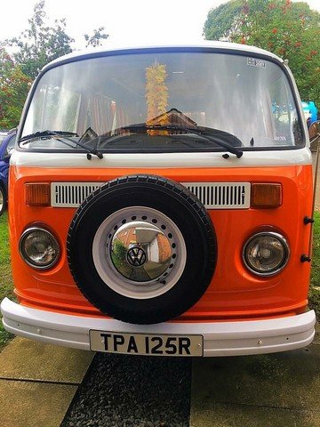 1977 Volkswagen T2 LHD at Morris Leslie Auction 25th May SOLD by Auction (picture 2 of 6)