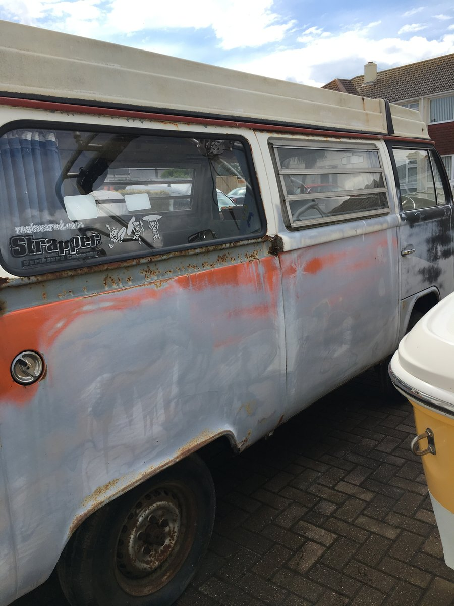 1975 VW T2 CAMPERVAN For Sale (picture 4 of 4)