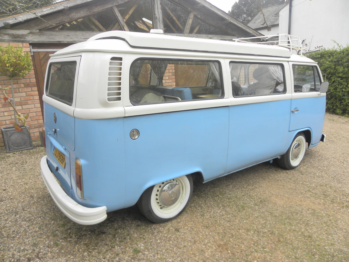1976 VW CAMPER T2 BAY WINDOW. Restored 2008 For Sale (picture 3 of 6)