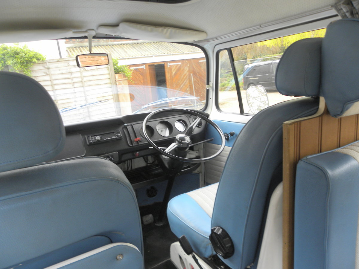 1976 VW CAMPER T2 BAY WINDOW. Restored 2008 For Sale (picture 4 of 6)