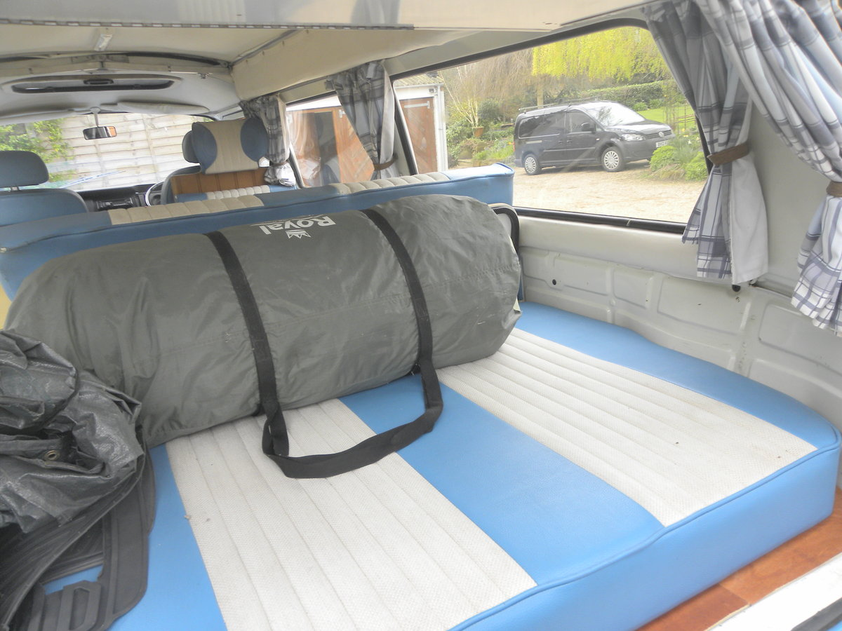 1976 VW CAMPER T2 BAY WINDOW. Restored 2008 For Sale (picture 6 of 6)