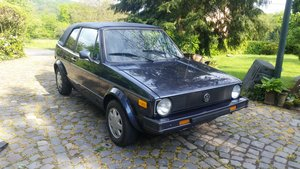 1986 Golf GTI Cabriolet , 100% rustfree , never welded