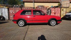 1990 G60 Golf Mk2 For Sale