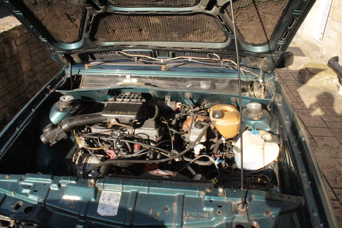 1990 Project: SORN 1989/90 VW Scirocco *Quick Sale* SOLD (picture 3 of 6)