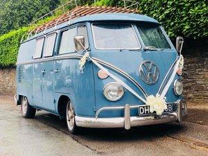 Completely refurbished 1964 Vw Splitscreen custom For Sale
