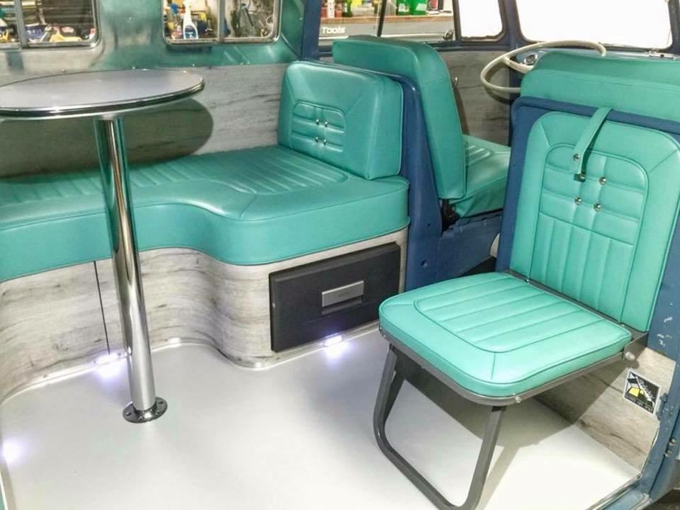 Completely refurbished 1964 Vw Splitscreen custom For Sale (picture 6 of 6)