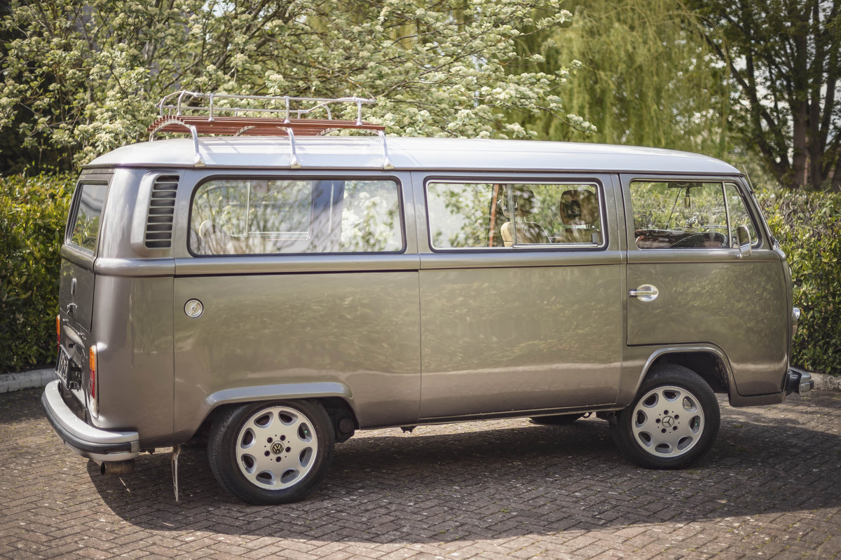 1974 VOLKSWAGEN T2 Mini Bus - on The Market  SOLD by Auction (picture 2 of 6)