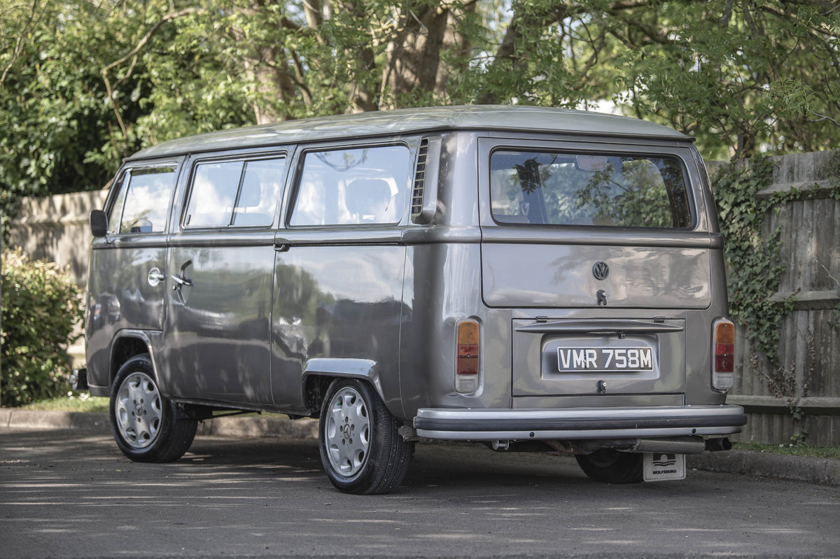 1974 VOLKSWAGEN T2 Mini Bus - on The Market  SOLD by Auction (picture 3 of 6)