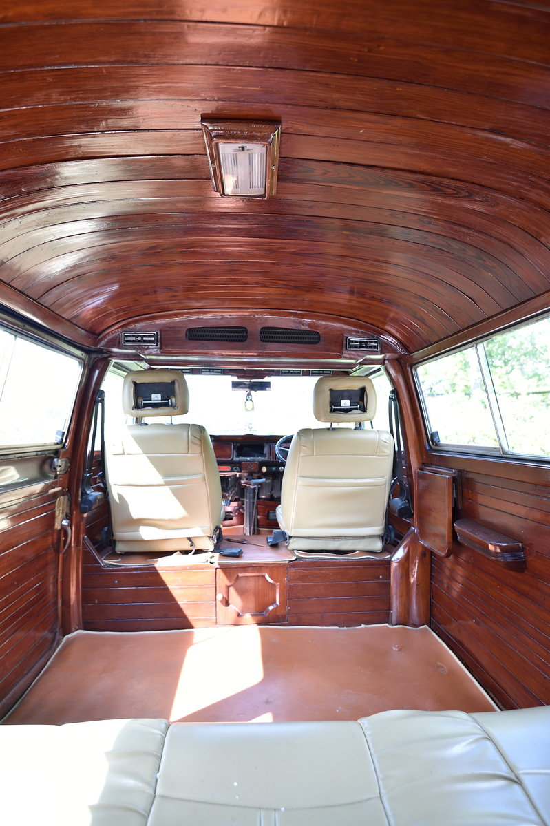 1974 VOLKSWAGEN T2 Mini Bus - on The Market  SOLD by Auction (picture 4 of 6)