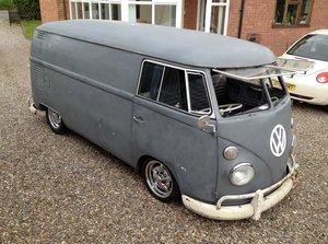 1966 RHD VW splitscreen panel van - camper T2 T5
