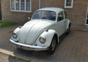1970 Classic Beetle 1300 For Sale