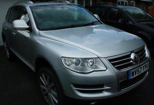 2007 Toureg TDI V 6 For Sale