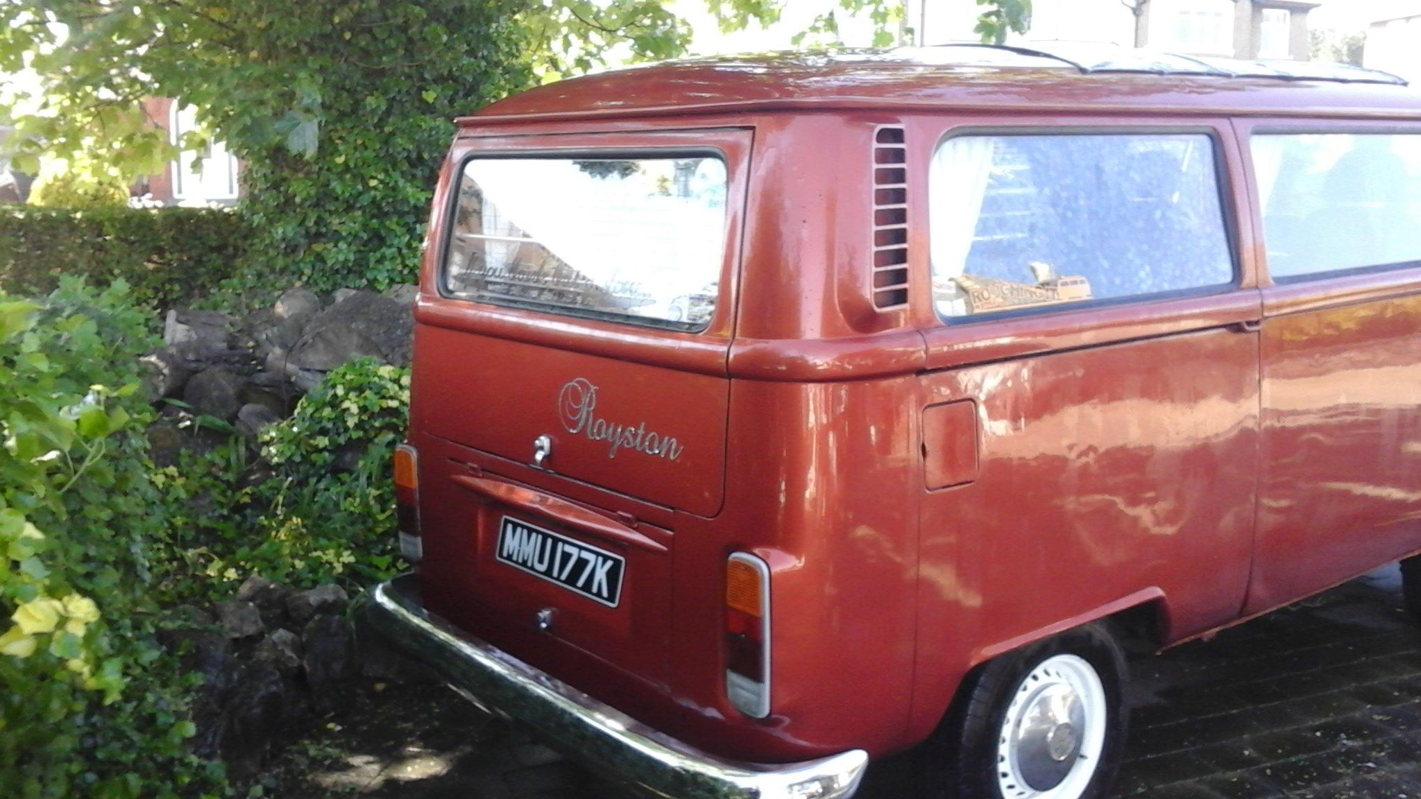 1972 VW VOLKSWAGEN T2 TYPE2 BAYWINDOW CAMPER VAN LOW LI For Sale (picture 3 of 6)