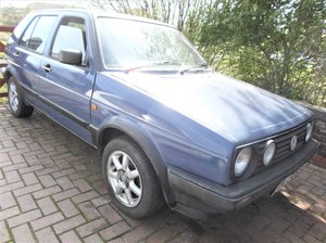 1992 Classic VW MK 2 Golf Driver