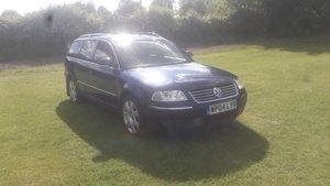 2004 VW Passat 2.5 V6 Tdi Auto/ Tip Estate