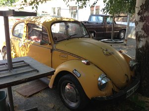 Picture of 1974 JEANS Beetle on official Jeans register owned for many years For Sale