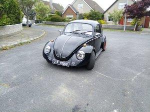 1970 VW Beetle 1600cc twin port