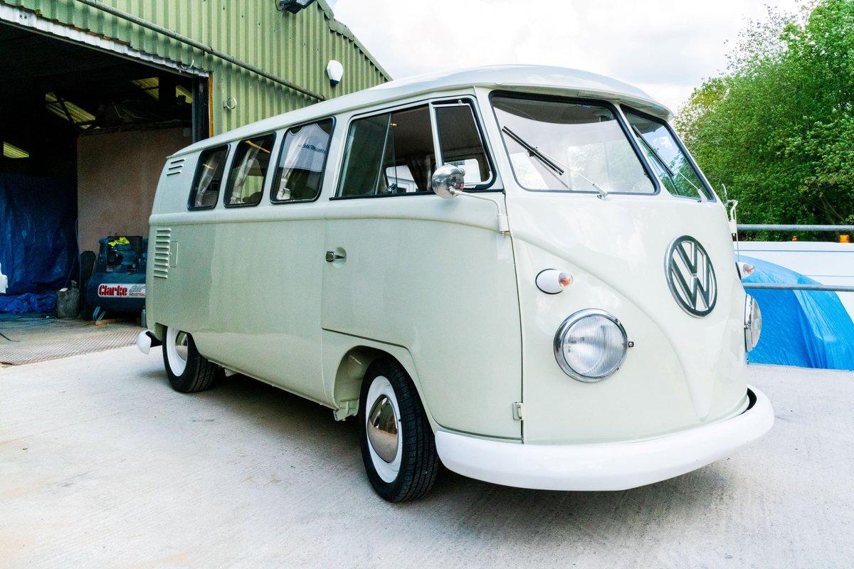 Volkswagen VW 1961 T2 Splitscreen Camper Van RHD For Sale (picture 6 of 6)