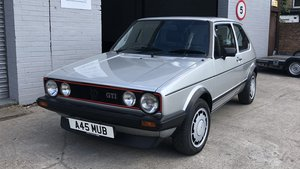 1983 Volkswagen Golf GTI Campaign Mk 1 For Sale