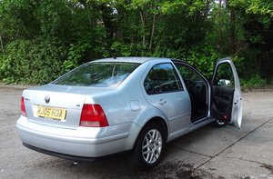2005 VW Bora HIGHLINE with lowline mileage For Sale