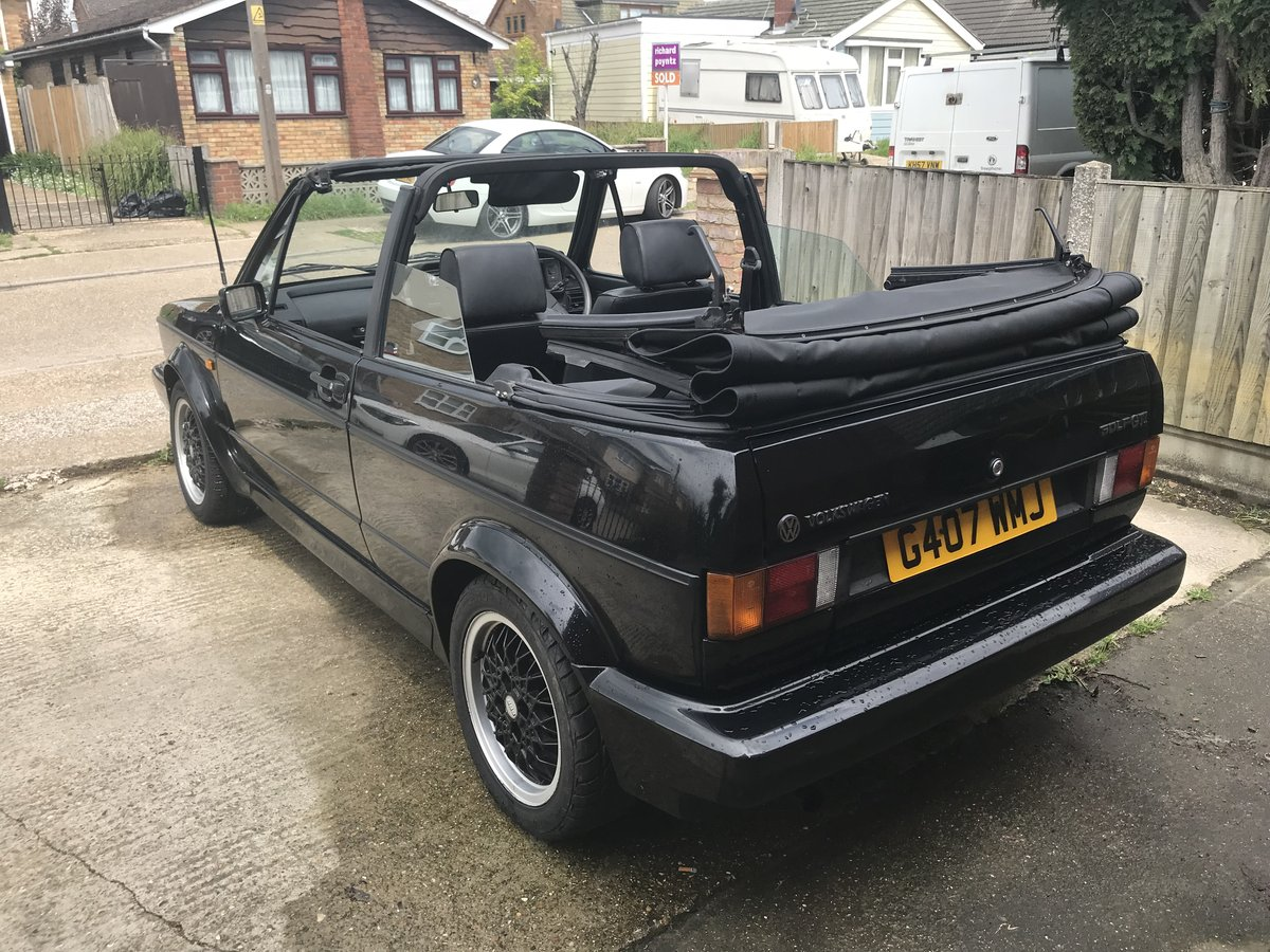 1990 Vw golf gti For Sale (picture 6 of 6)