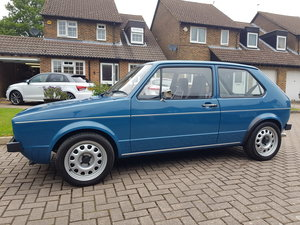 1983 Modified MK1 Golf For Sale