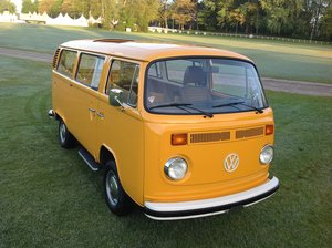 1976 VW T2 first owner,Original Paint,33.375 miles only For Sale