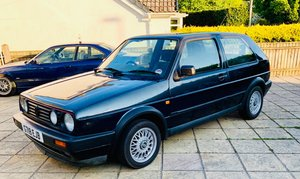 Volkswagen Golf MK2 GTI 3dr 8v 1990 Big Bumper For Sale