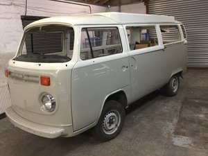 1973 VW T2 unfinished project