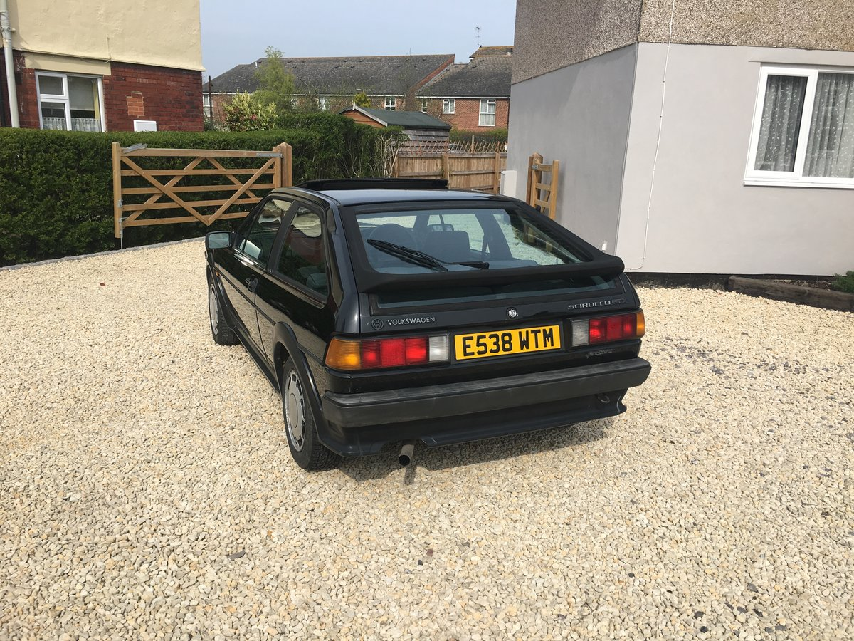 1987 vw scirocco gtx SOLD (picture 3 of 6)
