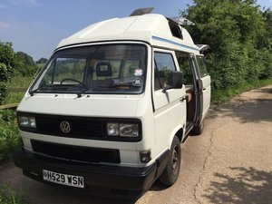 1990 VW T25 1.9 DG / 5SP / LPG CONVERSION For Sale