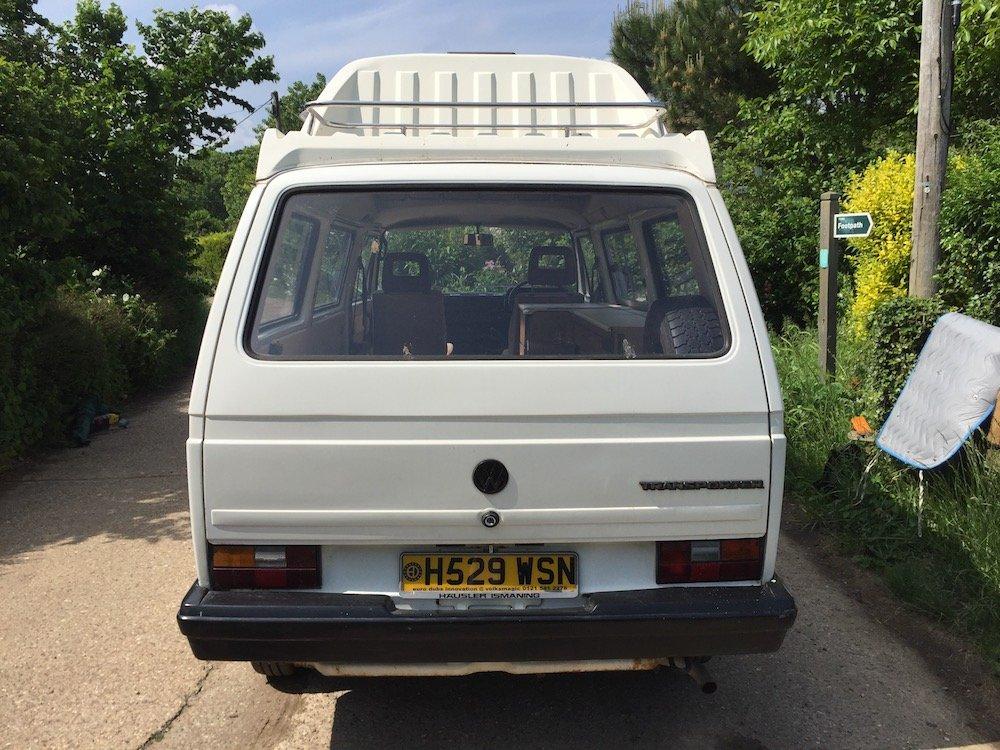 1990 VW T25 1.9 DG / 5SP / LPG CONVERSION For Sale (picture 3 of 6)