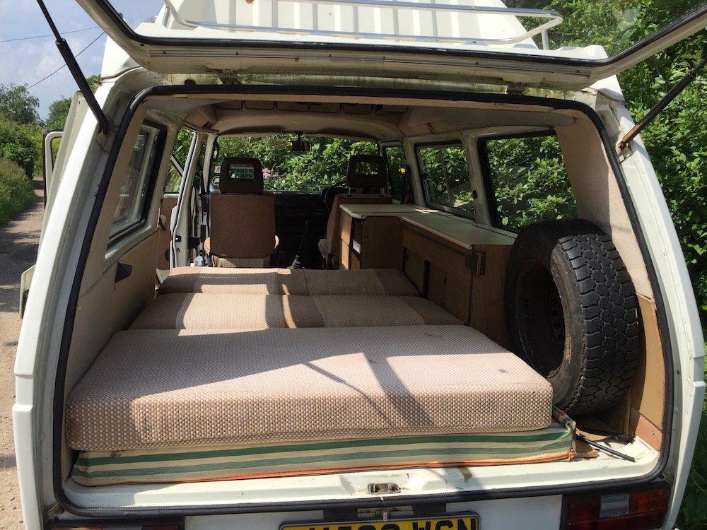 1990 VW T25 1.9 DG / 5SP / LPG CONVERSION For Sale (picture 4 of 6)