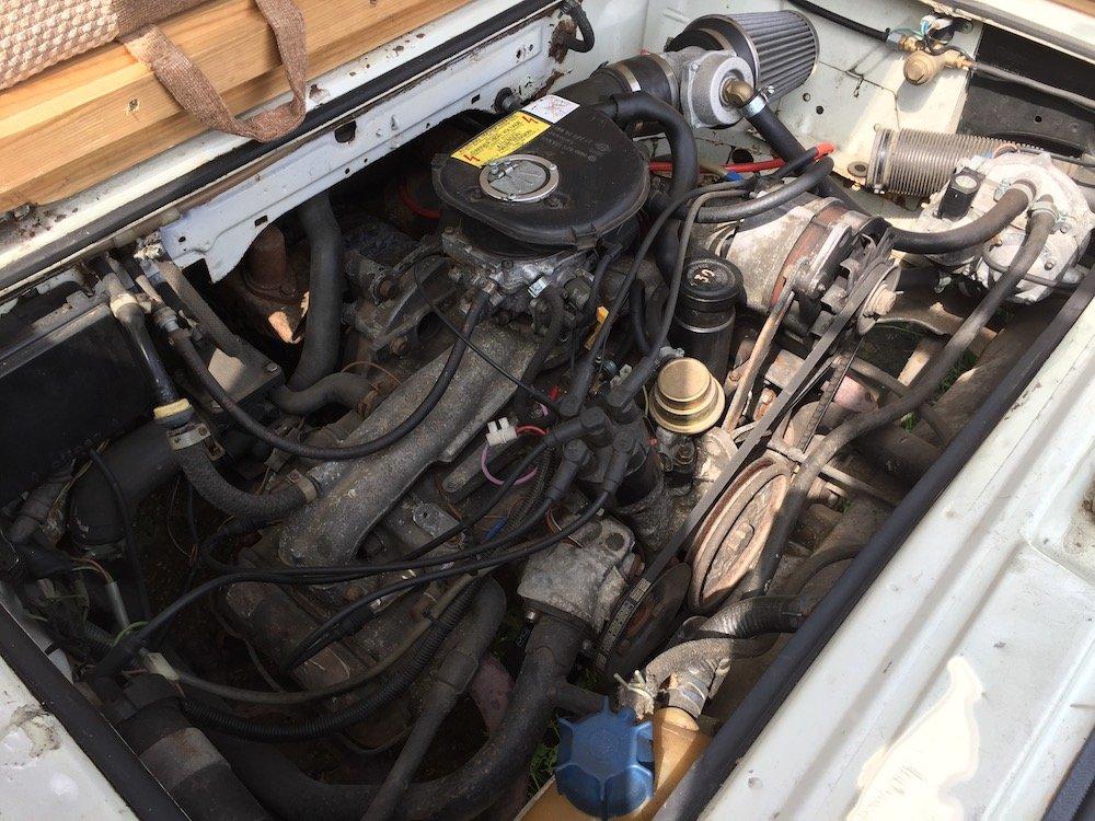 1990 VW T25 1.9 DG / 5SP / LPG CONVERSION For Sale (picture 5 of 6)