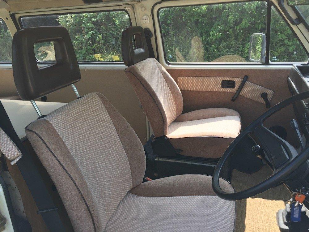 1990 VW T25 1.9 DG / 5SP / LPG CONVERSION For Sale (picture 6 of 6)