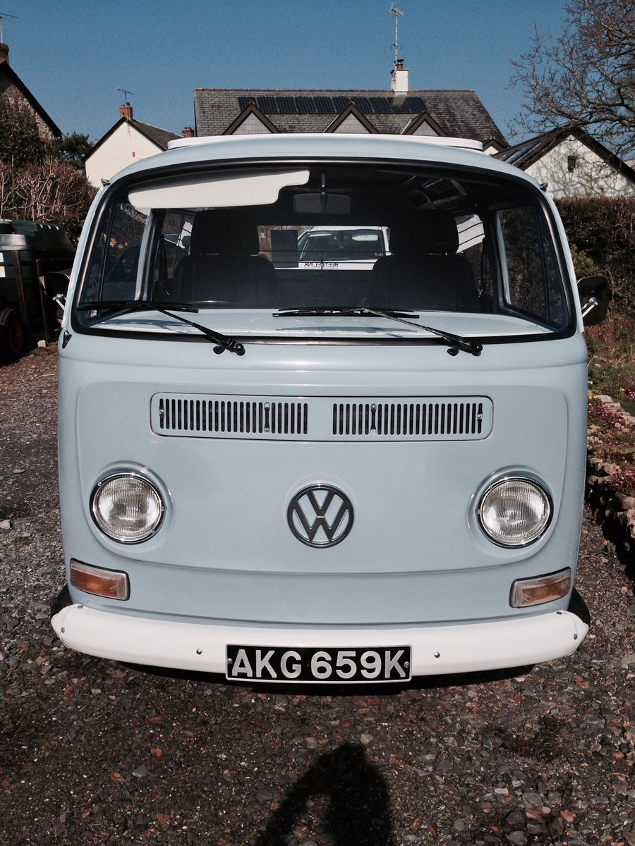 1972 VW Camper Bay Window (Devon) For Sale (picture 2 of 6)