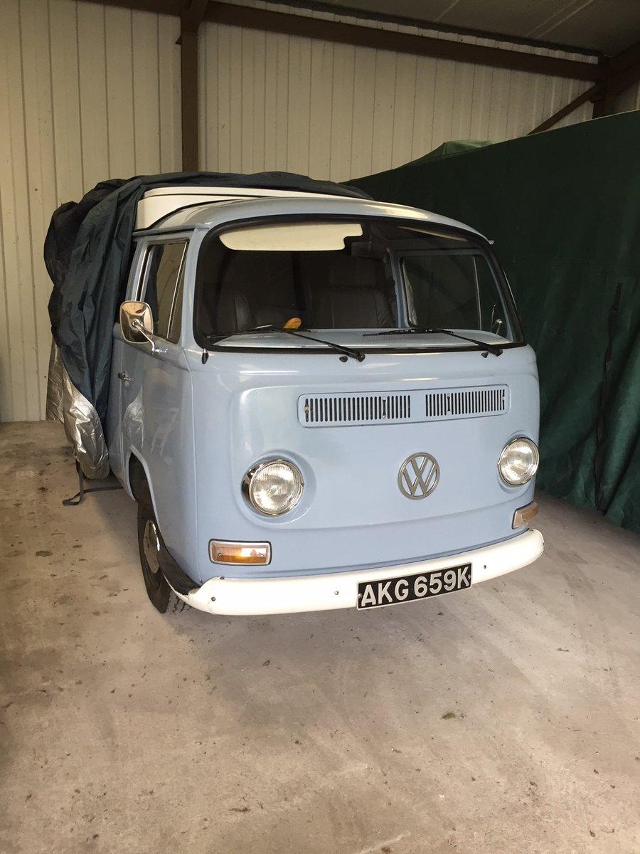 1972 VW Camper Bay Window (Devon) For Sale (picture 4 of 6)