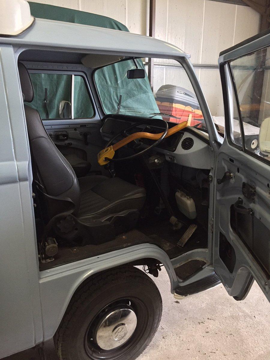 1972 VW Camper Bay Window (Devon) For Sale (picture 5 of 6)