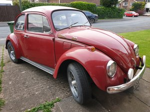 1971 Classic Beetle 1200cc For Sale