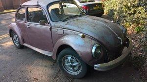 1973 Rat Look VW Beetle