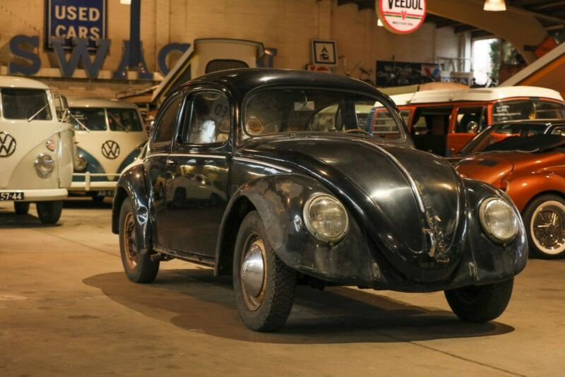 1952 Volkswagen Käfer Brezel deluxe, Splitscreen beetle For Sale (picture 1 of 6)
