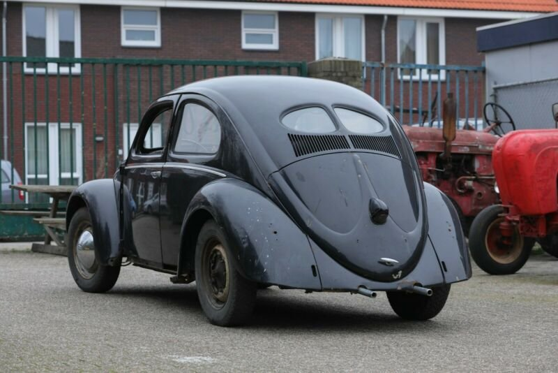 1952 Volkswagen Käfer Brezel deluxe, Splitscreen beetle For Sale (picture 5 of 6)