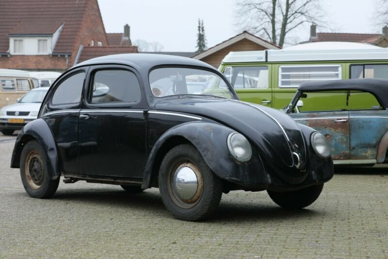 1952 Volkswagen Käfer Brezel deluxe, Splitscreen beetle For Sale (picture 6 of 6)